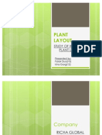 Plant Layout Assignment 2
