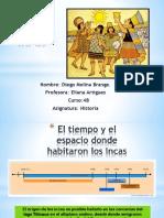 Los Incas  4 basico