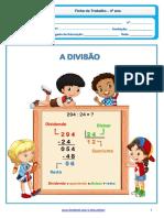 A divisão (1)