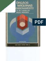 Órgãos de Máquinas Dimensionamento - J. R. Carvalho e Paulo Moraes (1)
