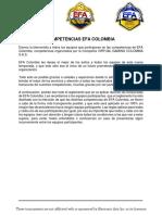 Reglamento Efa Col t5