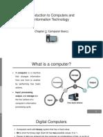 Ch 1 Computer Basics