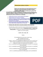 Manual para valorar en Bolsa.doc