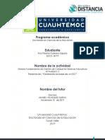 """Ana Polonia Galeano_Actividad 3.2 _""""Generando Las Bases de Un SGC"""""""