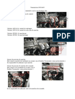 Transmisión CFC348V Vw i Motion