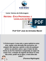 Aula Legislação e Ética Profissional Técnico-2019
