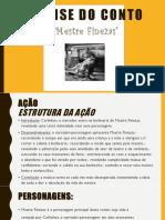 Análise Do Conto Mestre Finezas