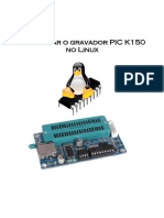 Gravador PIC K-150 Como usar
