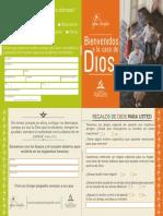 Folleto Iglesia Receptiva 2017