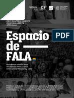 Espacio de Fala-fanzine Informativo 2019