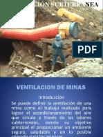Sistema de Ventilacion de Mina - Copia