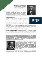 Resumido Faraday y Gibbs