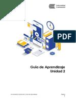 GUÍA de APRENDIZAJE UNIDAD 2 - Seminario de Investigación en Administración
