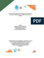 1Plantilla Excel Evaluación aspecto económico del proyecto _Listas Chequeos RSE Ambiental y Social.xlsx