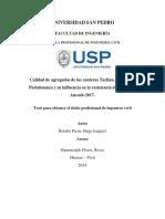 4.02. Calidad de agregados cantera tacllan, pariapata, Pariahuanca y influencia en la resistencia del concreto  - ANCASH 2017.pdf