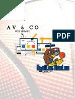 Ejemplo de cotización de desarrollo web