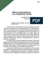 Dialnet-BreveAcercamientoALaLiteraturaArabe-5475897