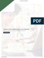 Texto Realista a Voz (TTS) - ReadSpeaker