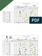 2620 Ispf001 Cronograma de Mantenimiento