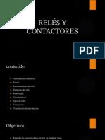 Relés y Contactores