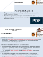 8. Topic-10 Fire Safety