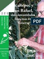 Jicaltepec y San Rafael