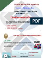 CAP III Clasif GASTOS.ppt