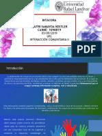 1. Bitácora Interacción_9 de Julio de 2019
