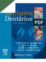 Implante Dentários