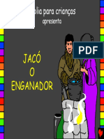 Jacob the Deceiver Portuguese