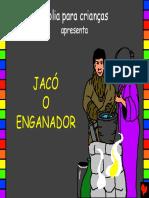 Jacob the Deceiver Portuguese