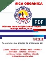 Química Orgánica B-2019 - Clase 11 y 12 - Ácidos Carboxílicos - Ésteres