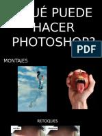 Qué Puede Hacer Photoshop