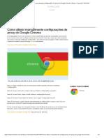 Como Alterar Manualmente Configurações de Proxy Do Google Chrome _ Dicas e Tutoriais _ TechTudo