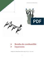 Bomba de combustible e inyectores.docx