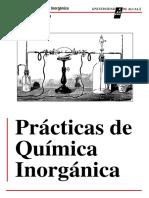 Practicas quimica inorganica