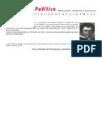 Dicionário Político - Campanella, Tomás