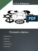 Las Religiones Alumna