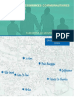 Ressources Communautaires Sud Ouest Montral