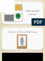 MAP at GHA for Students