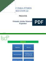 Practica Pasivos Seccion 22 Niif Pyme 23062018