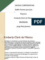 Kimberly Clark de Meexico Badillo Fuentes Juan Jose Finanza Corporativas