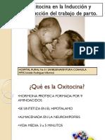 oxitocinaenlainduccinyconduccindeltrabajo-110705183647-phpapp02