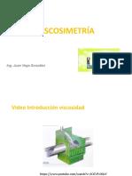 Clase 2 Viscosimetría