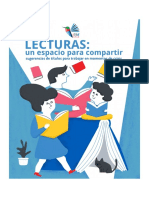 Lecturas Un Espacio Para Compartir