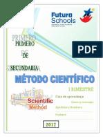 1s - Guía 1 de Quimica - Metodo Cientifico