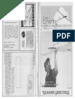 RC SOARING PUBLICADA EN 1986