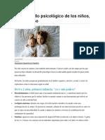 El desarrollo psicológico de los niños.docx