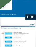 Business Process Management - Genpact