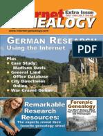 Internet Genealogy Extra